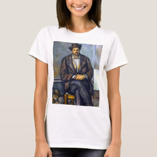 Paul Cezanne Seated Peasant T-Shirt