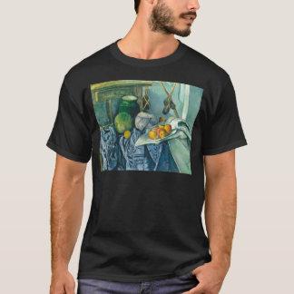 Paul Cezanne Still Life Ginger Jar and Eggplant T-Shirt