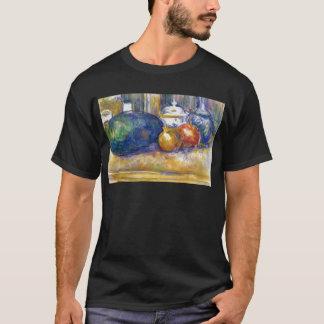 Paul Cezanne Still Life Watermelon Pomegranates T-Shirt