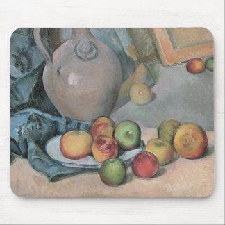 Paul Cezanne - Stoneware Pitcher Mouse Pad