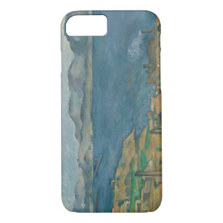 Paul Cezanne - The Bay of Marseilles iPhone 7 Case