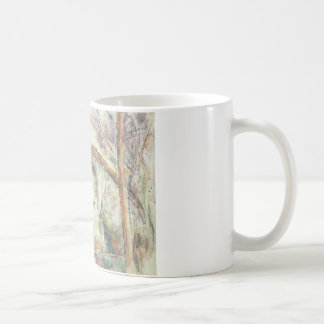 Paul Cezanne - The Bridge of Trois-Sautets Coffee Mug