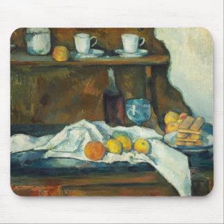 Paul Cezanne - The Buffet Mouse Pad