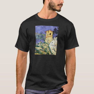 Paul Cezanne The House with the Cracked Walls T-Shirt
