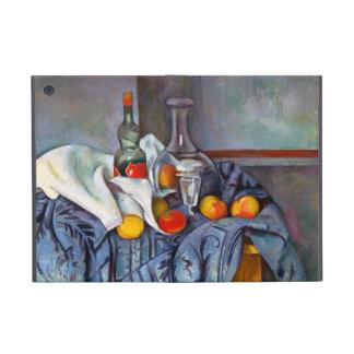 Paul Cézanne The Peppermint Bottle still life art Covers For iPad Mini