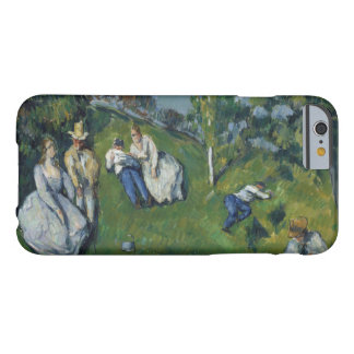 Paul Cezanne - The Pond Barely There iPhone 6 Case