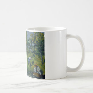Paul Cezanne - The Pond Coffee Mug