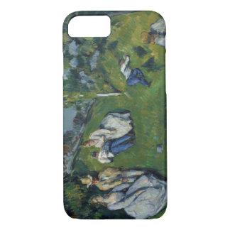 Paul Cezanne - The Pond iPhone 7 Case