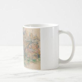 Paul Cezanne - Trær og hus, Provence Coffee Mug