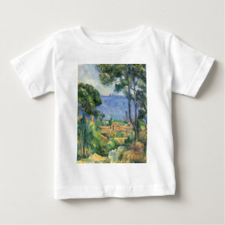 Paul Cezanne - View of L'Estaque and Chateaux d'If Baby T-Shirt