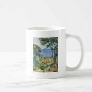 Paul Cezanne - View of L'Estaque and Chateaux d'If Coffee Mug