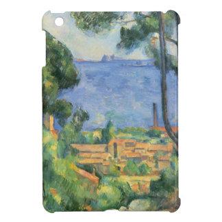 Paul Cezanne - View of L'Estaque and Chateaux d'If iPad Mini Case