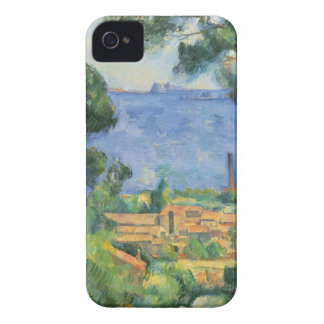 Paul Cezanne - View of L'Estaque and Chateaux d'If iPhone 4 Case