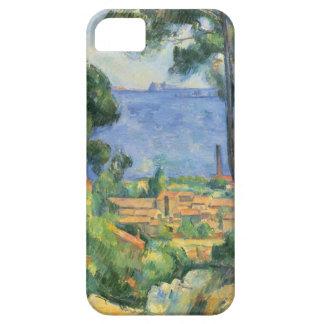 Paul Cezanne - View of L'Estaque and Chateaux d'If iPhone 5 Case