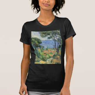 Paul Cezanne - View of L'Estaque and Chateaux d'If T-Shirt
