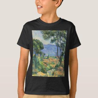 Paul Cezanne - View of L'Estaque and Chateaux d'If T-Shirt