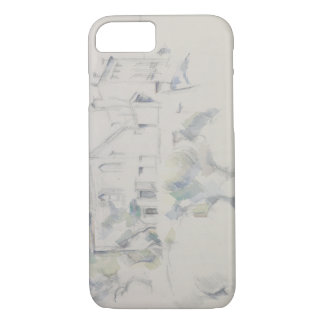 Paul Cezanne - View of the Chateau Noir iPhone 7 Case
