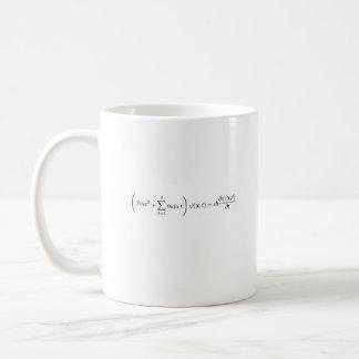 paul dirac mug