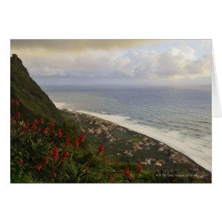Paul do Mar, Calheta, Madeira, Portugal 2 Greeting Card