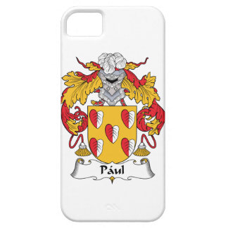 Paul Family Crest Case For The iPhone 5