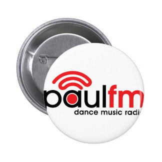 Paul FM Merchandise 2 Inch Round Button