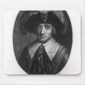 Paul Francois Jean Nicolas  Vicomte de Barras Mouse Pad