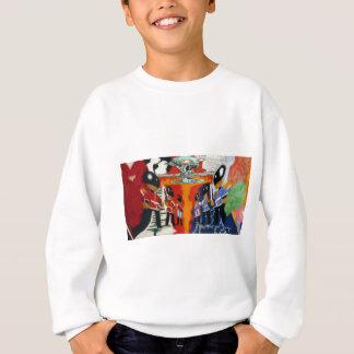 Paul Fullylove - Heart and Mind 300dpi 75cm x 40cm Sweatshirt