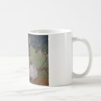 Paul Gauguin - Among the Mangoes at Martinique Coffee Mug