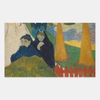 Paul Gauguin - Arlesiennes