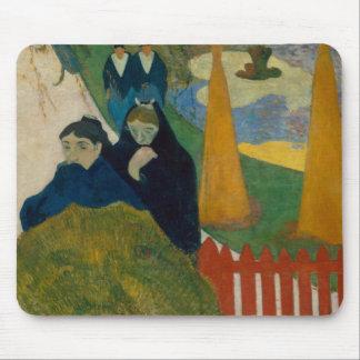 Paul Gauguin - Arlesiennes Mouse Pad