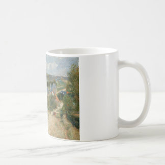 Paul Gauguin - Entrance to the Village of Osny Coffee Mug