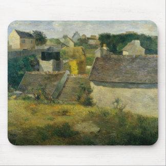 Paul Gauguin - Houses at Vaugirard Mouse Pad