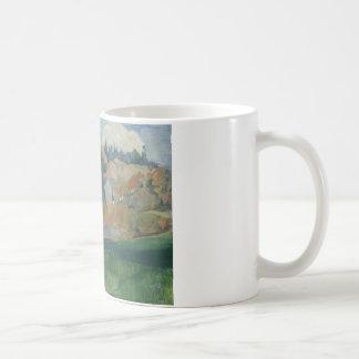 Paul Gauguin - Landscape in Brittany Coffee Mug