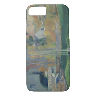 Paul Gauguin - Landscape in Brittany iPhone 7 Case