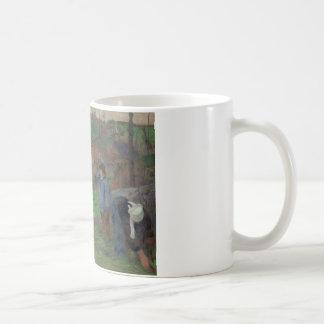Paul Gauguin - Landscape of Brittany Coffee Mug