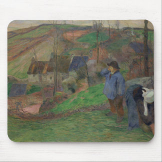 Paul Gauguin - Landscape of Brittany Mouse Pad