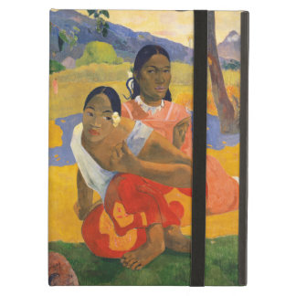 PAUL GAUGUIN - Nafea faa ipoipo 1892 Cover For iPad Air
