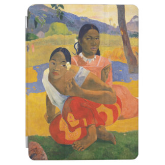 PAUL GAUGUIN - Nafea faa ipoipo 1892 iPad Air Cover