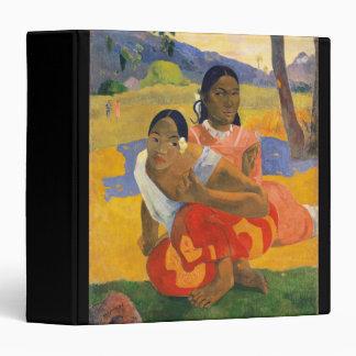PAUL GAUGUIN - Nafea faa ipoipo 1892 Vinyl Binder