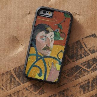 Paul Gauguin Self Portrait Fine Art Painting Tough Xtreme iPhone 6 Case