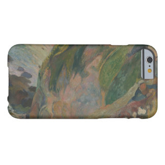 Paul Gauguin - The Flageolet Player on the Cliff Barely There iPhone 6 Case
