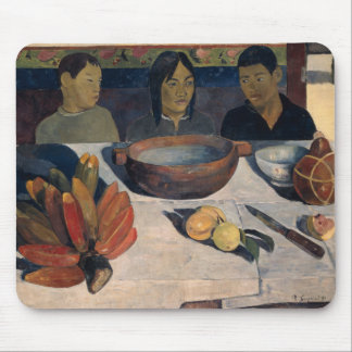 Paul Gauguin - The Meal Mouse Pad