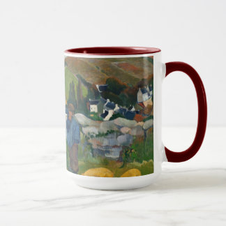 Paul Gauguin The Swineherd Mug
