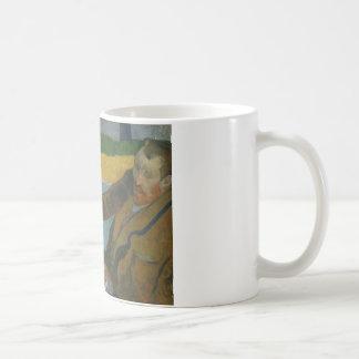 Paul Gauguin -Vincent van Gogh Painting Sunflowers Coffee Mug