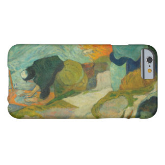 Paul Gauguin - Washerwomen in Arles Barely There iPhone 6 Case