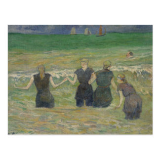 Paul Gauguin - Women Bathing Postcard