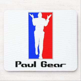 Paul Gear Mouspad (original) Mouse Pad