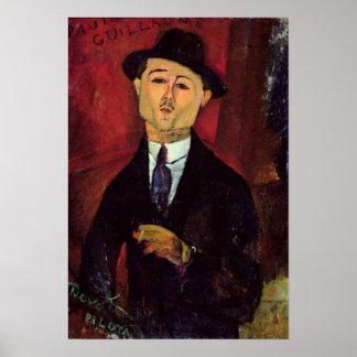 Paul Guillaume  Novo Pilota, 1915 Poster