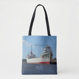 Paul H. Townsend all over tote bag