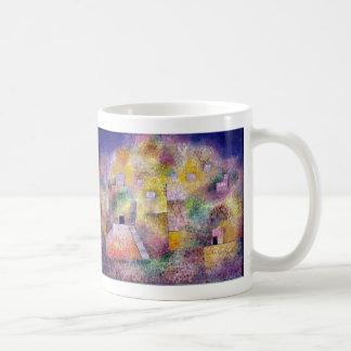 Paul Klee and Oriental pleasure garden Coffee Mug